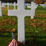 """American Military Cemetary Madingley Cambridge"" by lenarcher"