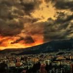 """Solar Rays Late Afternoon - Rayos Solares Al Termi"" by BernaiVelarde"