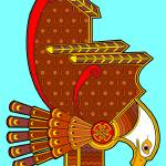 """Eagle"" by AleonArt"
