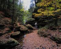 Old Man's Cave -- Hocking Hills