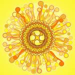 """""""Blazing Sun"""" by AleonArt"""