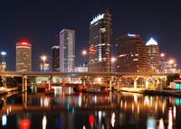 Tampa at Night 7