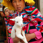 """Cuzco Mother"" by andrea1"
