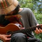 """Machu Picchu Musician"" by andrea1"