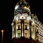"""Madrid Metropolis Building"" by IMAX007"