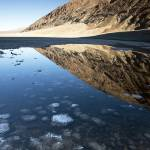 """Badwater - Death Valley Landscape"" by miir"
