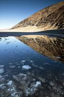 Badwater - Death Valley Landscape