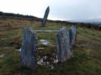 Knocknakilda Stone Circle