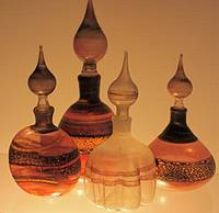 Glass Perfume bottles - 04