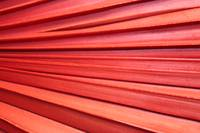 Red Dyed Banana Leaf