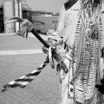 """""""cherokee with feather and flag hands"""" by AdachiPhotography"""
