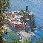 """""Cinque Terre, Italy"" 