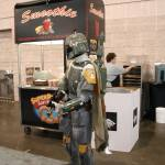 """""""boba protects the smoothie stand"""" by aetheriae"""