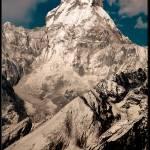 """Ama Dablam, Khumbu Himalaya, Nepal, noframe"" by ExposedPlanet"