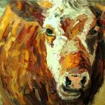 """""""COW FACE"""" by briansimons"""