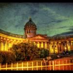 """""""Walkin Down Nevsky Prospekt 3"""" by ISIK5"""