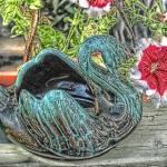 """Swan&MorningGlory"" by fantasm01"