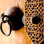 """""""Detailed Door Of Sh.Isa Bin Ali"""