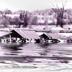 """Village flooded2"" by Candi"