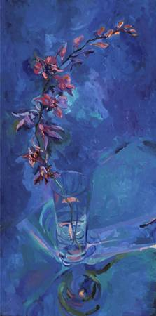 Orchid (blue)