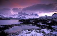 Cuernos del Paine and Lake Pehoe, Chile