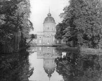 Reflection At Schloss Schwetzingen