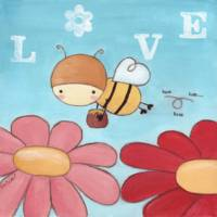 Buz-buz The Honey Bee