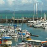 """marina view Hervey Bay Queensland Australia"" by shanmaree"