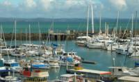 marina view Hervey Bay Queensland Australia