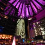 """Sony Center at Potsdamer Platz in Berlin Germany"" by Irudi"
