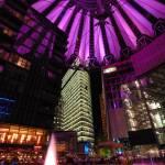 """Sony Center at Potsdamer Platz in Berlin Germany"" by Irudi"