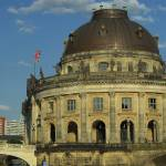 """""""River Spree and Bode Museum, Berlin, Germany"""" by Irudi"""