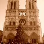 """Notre Dame Cathedral"" by jillhanson"