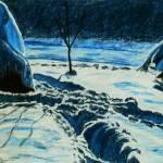 """Snow Scene"" by ChristopherMcKellar"
