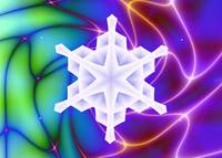 Electric Snowflake