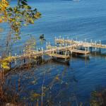 """Overlooking the pier"" by BantamStudio"