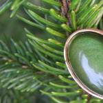 """Green Ring in Evergreen"" by NiinaC"