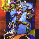"""""""The Fool Card"""" by marydelave"""