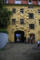 the Kunsthof Passage in Dresden