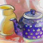 """Teapot and Pitcher"" by Aesthete"