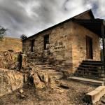 """Stone Cabin"" by photosylesje"