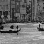 """""""Canal Grande 1 BW"""" by Aldo"""