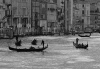 Canal Grande 1 BW