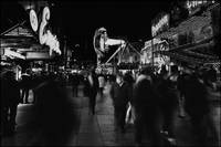 Leicester Square at Night, London
