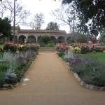 """Mission San Capistrano walk-way"" by lafmil"