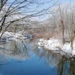"""""""Snowy Stream"""" by craglynn"""