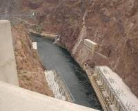 Hoover Dam near Las Vegas, USA