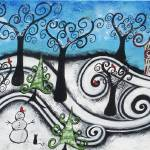 """""""A Whimsical Winter"""" by juliryan"""