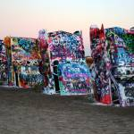 """Cadillac Ranch"" by Flutter"