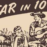 """Play Guitar in 10 Days, 1950 ad"" by arcaniumantiques"